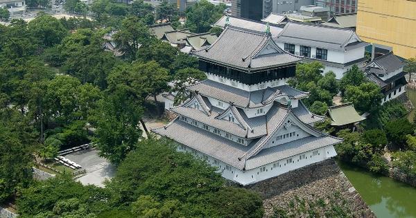 小倉城 image