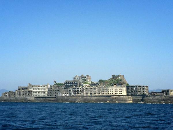 Gunkanjima Island image