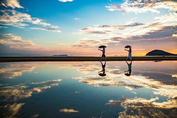 父母ヶ浜 image