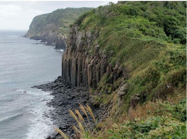 塩俵の断崖 image
