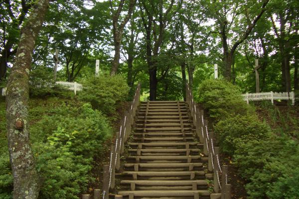 新郷村 キリストの墓 image