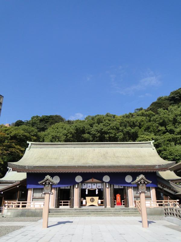 照國神社 image