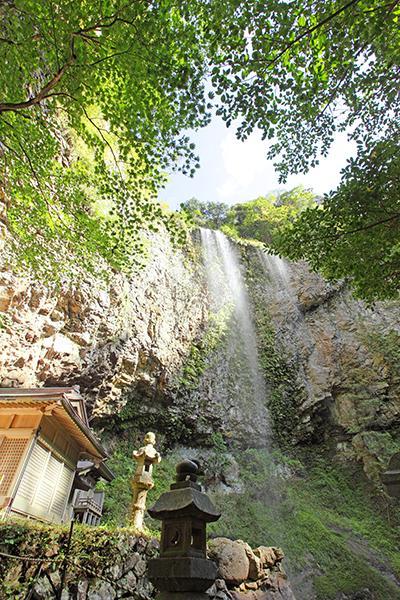 壇鏡の滝 image