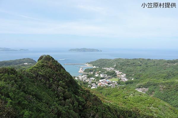 母島(沖港船客待合所) image