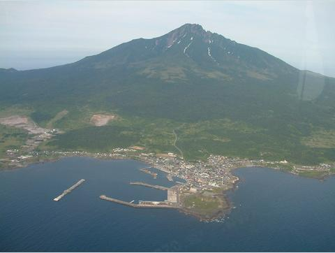 利尻島 image