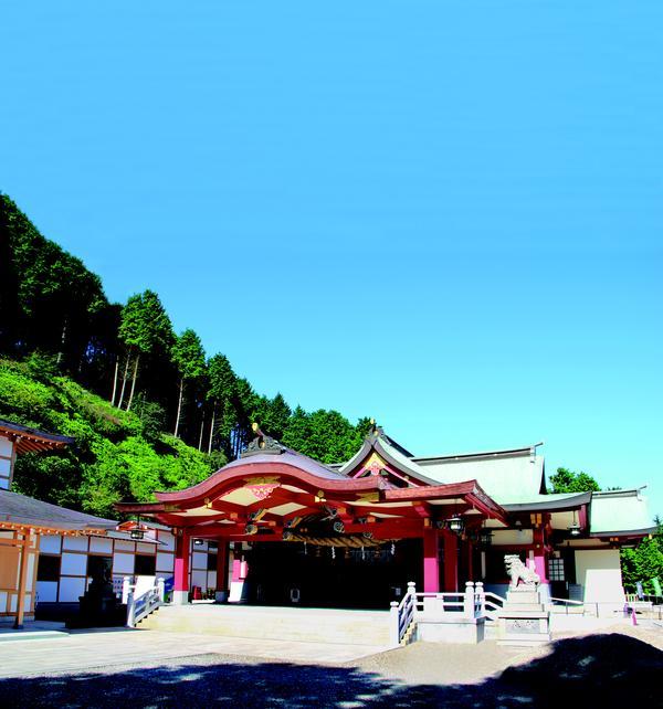 石锤神社本社 image