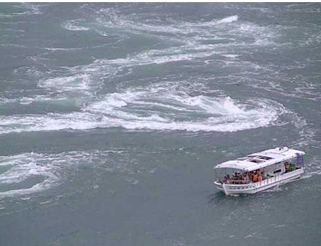 来島海峡急流観潮船 image
