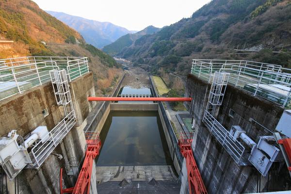 大渡水坝 image