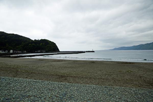 興津海水浴場 image