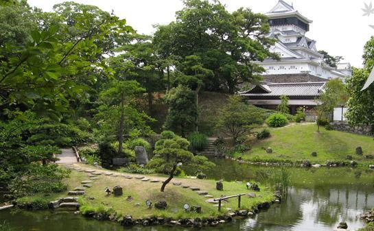 北九州市立小倉城庭園 image