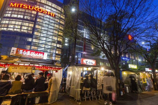 福岡の屋台 image