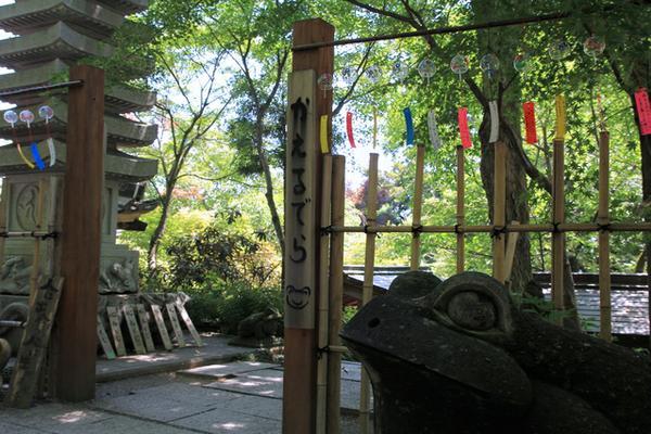 如意輪寺(かえる寺) image