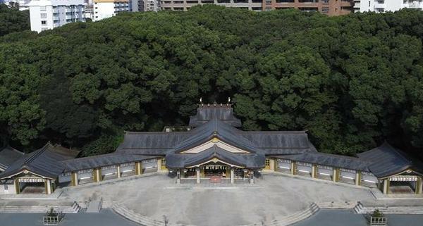 福岡縣護国神社 image