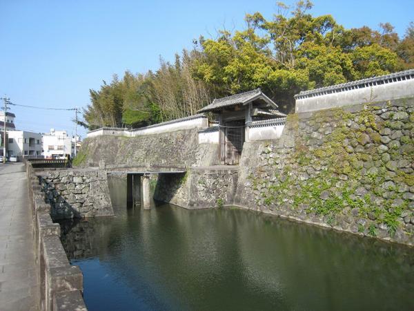 福江城跡(石田城跡) image
