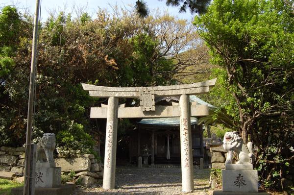 小茂田浜神社 image
