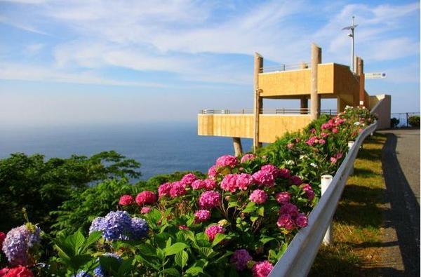 異国の見える丘展望台 image
