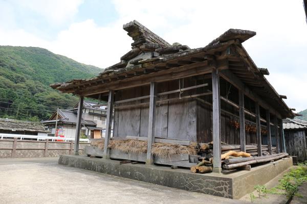 石屋根倉庫 image