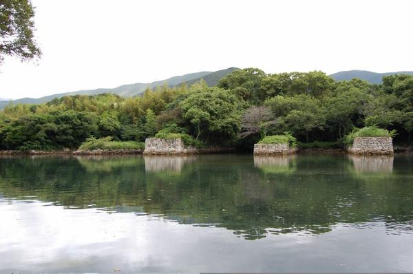 対馬藩お船江跡 image