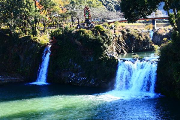 轟の滝公園 image