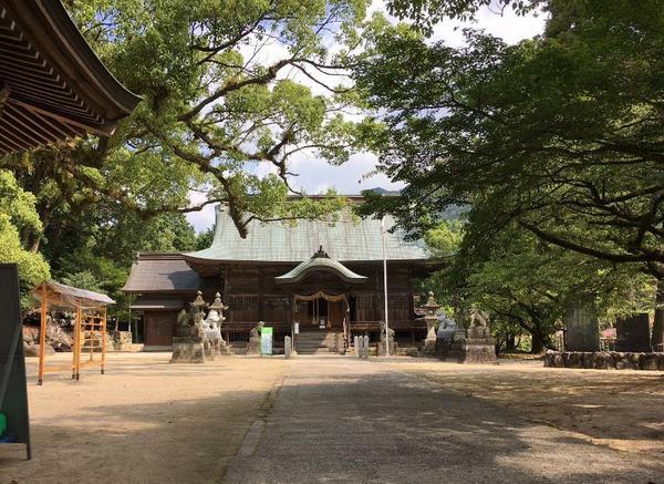 與止日女神社 image