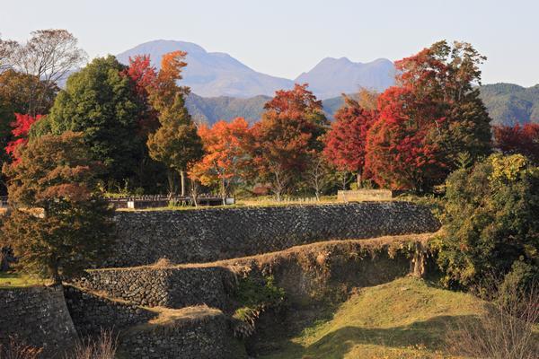 岡城跡 image