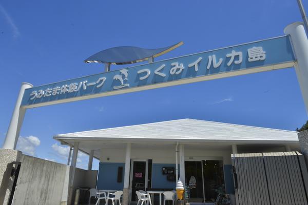 うみたま体験パーク「つくみイルカ島」 image