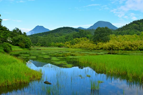 神楽女湖 image