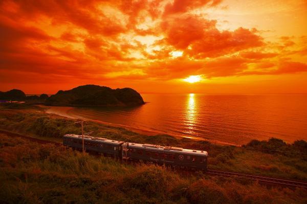 觀光列車 橘子食堂 image