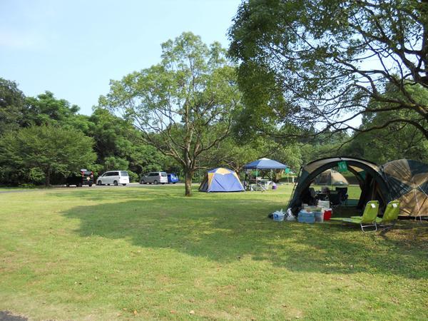 日向市石並川キャンプ場 image