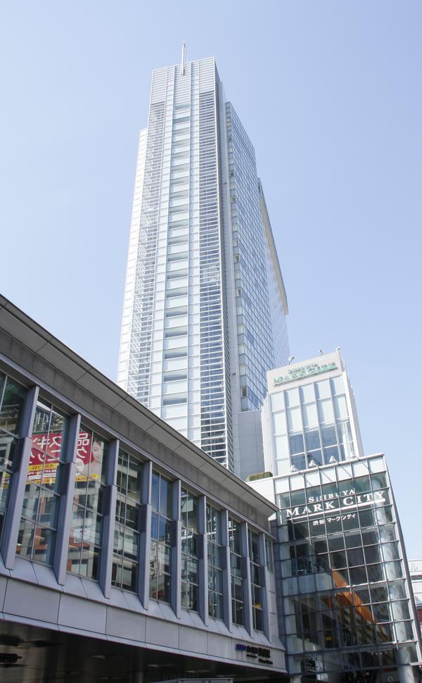 渋谷マークシティ image