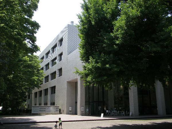 東京都立中央図書館 image
