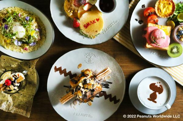 PEANUTS Cafe(ピーナッツ カフェ) 中目黒 image