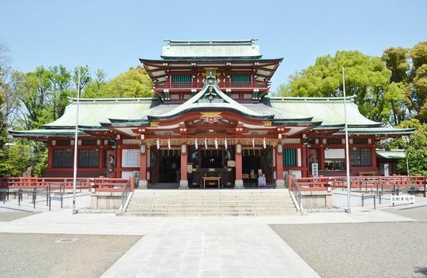 富岡八幡宮 image