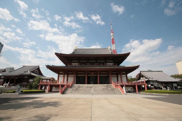 増上寺 image