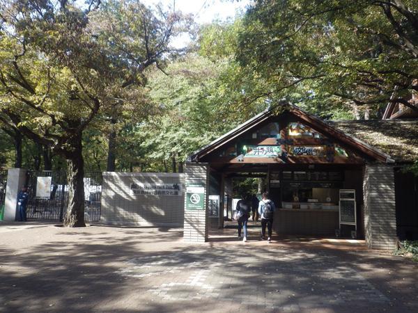 井の頭自然文化園 image