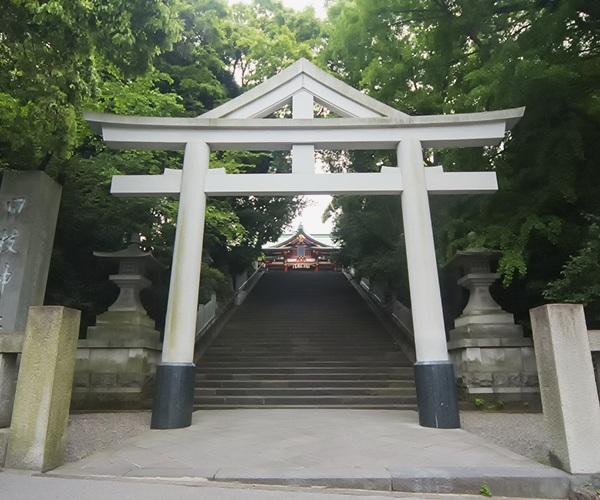 日枝神社 image