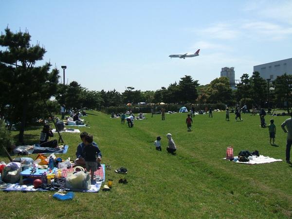 城南島海浜公園 image