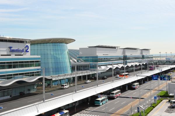 Haneda Airport Domestic Passenger Terminal (Big Bird) image2