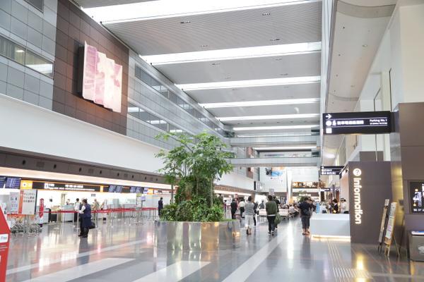 Haneda Airport Domestic Passenger Terminal (Big Bird) image3