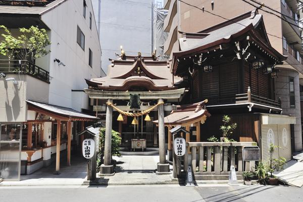 小網神社 image