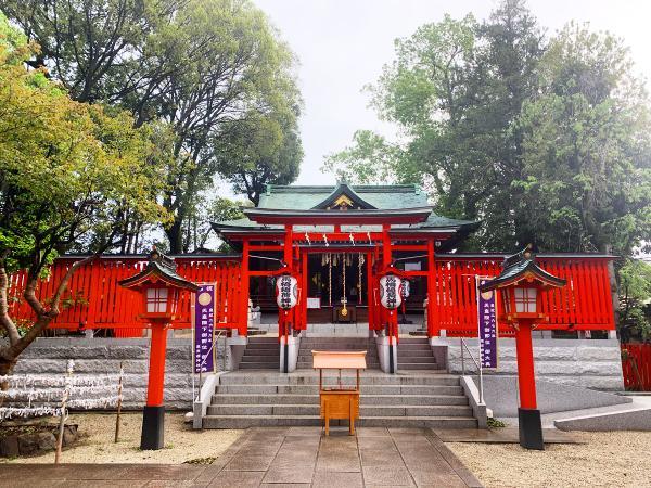 馬橋稲荷神社 image