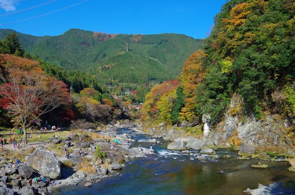 御岳渓谷 image