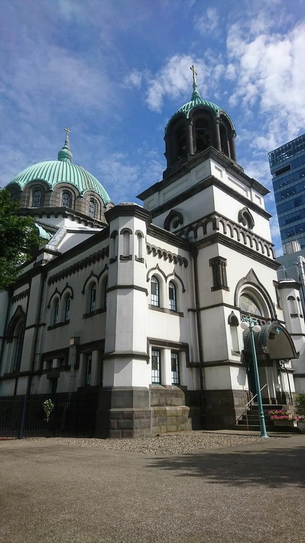 東京復活大聖堂 (ニコライ堂) image