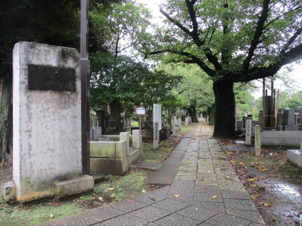 谷中霊園 image