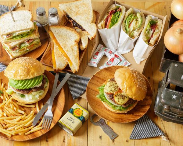 burger kitchen CHATTY CHATTY image