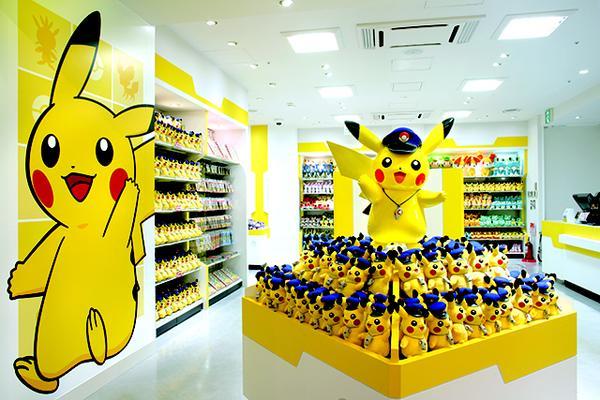 Pokémon Store Tokyo Station image