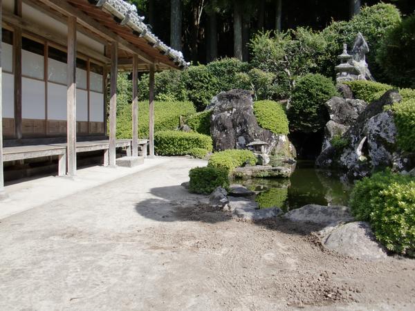 知覧武家屋敷庭園(森重堅庭園) image
