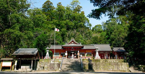蒲生八幡神社 image