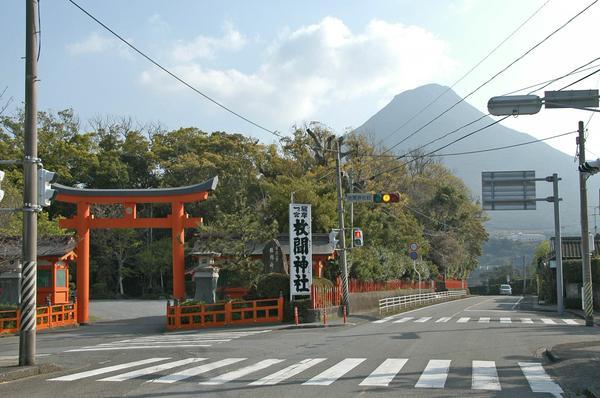 枚聞神社 image