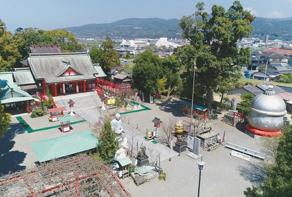 箱崎八幡神社 image
